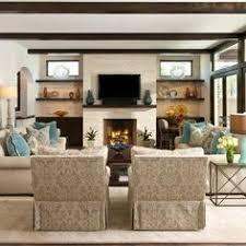 Traffic Patterns And Furniture Placement Conversation Area - Furniture for family room