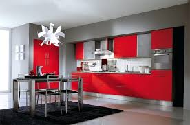 red kitchens kitchen paint homebase cool tip for design of home or