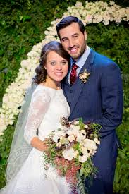 s bridal jinger duggar marries vuolo