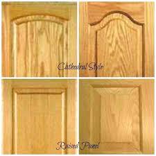 oak kitchen cabinet doors cathedral cabinet doors kitchen cabinet plans shaker stile and rail