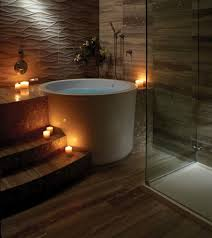 Small Bathrooms With Tubs Bask In Tranquility With A Japanese Style Bathroom Japanese