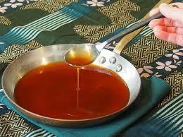 gastrique cuisine sauce gastrique