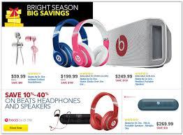 best black friday deals on beats stu io best buy black friday 2014 ad scan full written breakdown