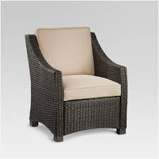 Wicker Reclining Patio Chair Wicker Reclining Patio Chair Inviting Threshold Belvedere Wicker