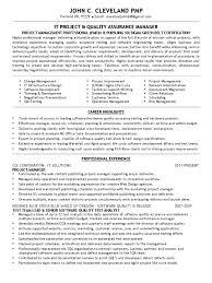 qa manager resume summary quality assurance manager resume samples visualcv resume samples agile qa manager resume qa manager resume