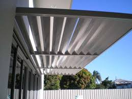 Cantilever Awnings Awnings Colorbond Steel Aluminium Woodgrain Superior Screens
