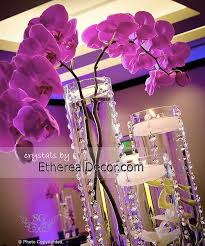 Wedding Centerpieces With Crystals by 30 Best Bling Wedding Ideas Images On Pinterest Centerpiece