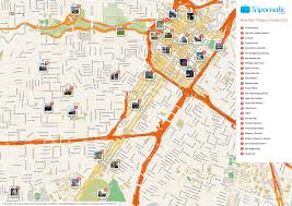 Chicago Tourist Attractions Map by Maps Update 21051488 Tourist Attractions Map In Houston
