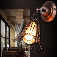 Hanging Wall Lights Bedroom Online Get Cheap Rustic Wall Lamps Aliexpress Com Alibaba Group