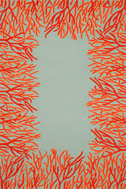 50 most exceptional to orange and turquoise area rug coral border