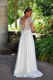 robe de mari e boheme chic robe de mariée bohème chic en dentelle jupe fluide
