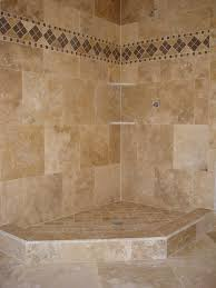 Travertine Tile Bathroom by Breathtaking Grey Travertine Tile Bathroom Images Decoration