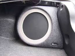how to make a fiberglass subwoofer box 19 steps with pictures 05 08 ford mustang fit custom fiberglass subwoofer