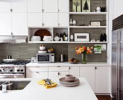 Kitchen Bookshelf Ideas by 10 Gorgeous Takes On Open Shelving In Kitchens