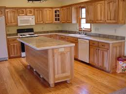 Kitchen Cabinets Solid Wood Construction Bathroom Cozy Countertops Lowes With Brown Wood Kitchen Cabinets