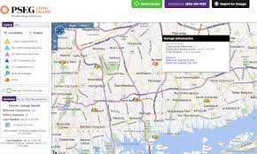 Peco Power Outage Map Pseg Outage Map Pseg Long Island New Branding For Outage Map And