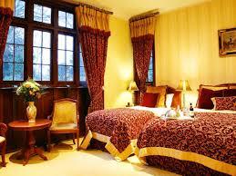 solar room design luxury castle accommodation leitrim bedroom