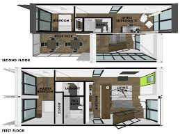foxworth architecture container house 2 louisville ky floor