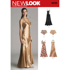 pattern for misses special occasion dresses simplicity