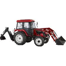 free shipping u2014 nortrac 70xt 70 hp 4wd tractor with front end