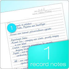 tops focusnotes note taking system junior legal pad 5 x 8 inches