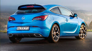 opel astra gtc 2015 2017 opel astra opc confirmed with 280 hp 1 6 liter turbo engine