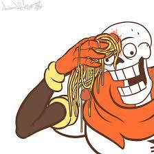 Sweating Meme - sweating spaghetti papyrus by someoneunknown meme center
