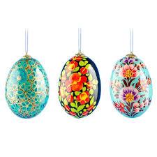 easter egg ornaments 65 best easter eggs ornaments images on easter eggs