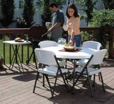 Lifetime Patio Furniture by Granite Patio Tables Foter