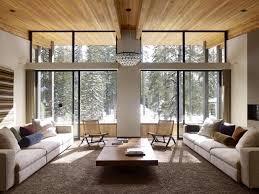 contemporary living rooms contemporary living room with french doors u0026 concrete floors