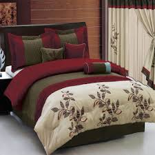Cheap Duvet Sets Bedding Magnificent Burgundy Bedding Sets Homezanin King Plaid