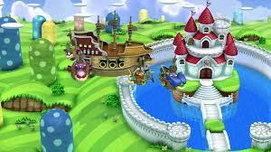 Super Mario World Map The World Map So Far U2013 New Super Mario Bros U U2013 Mario Party Legacy