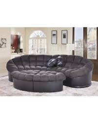 couch and ottoman set amazing deal on diana 4 piece chocolate papasan modern microfiber