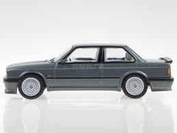 bmw e30 model car bmw e30 325i m technic grey lhd nl modelcar 13402c vanguards 1 43