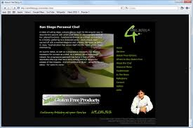 website homepage design website development chef betsy g mito studios mito studios