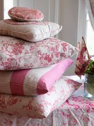 Cushion Settee Pillows U0026 Cushions Cabbages U0026 Roses Fabrics Linens Vintage
