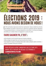 grille salaire chambre agriculture élections tpe fgta fo