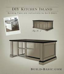 build a kitchen island plans build a diy kitchen island with free building