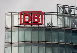 bureau logistique le logo du db allemand deutsche bahn de société de logistique