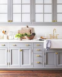 blue gray painted kitchen cabinets home decor trend gray in the kitchen and bathroom blue
