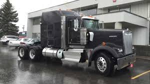 kenworth kw 2016 kenworth w900l youtube