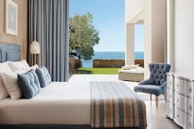 two bedroom bungalow suite beachfront ikos resorts