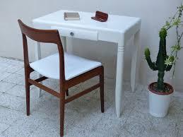 coiffeuse bureau bureau blanc vintage coiffeuse vintage collectionit mobilier