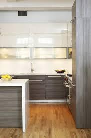 Kitchen Top Cabinets Best 25 Waterfall Countertop Ideas On Pinterest Marble Kitchen
