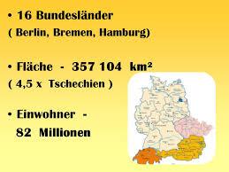 fl che deutschland deutschland ppt herunterladen