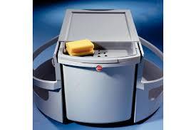 poubelle pour meuble de cuisine poubelle pour meuble d angle rotative rondo accessoires cuisines
