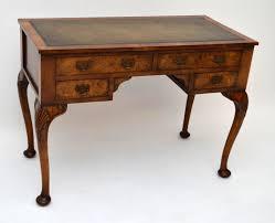 Schreibtisch Holz Schreibtisch Antik Aus Walnuss Holz