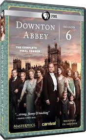 downton dvd news box for season 6 the complete