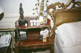 chambre d h es dr e les photos pathétiques de la chambre de michael jackson le point