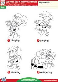 image result for coloring santa merry christmas